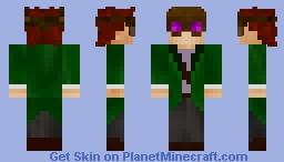 Conf - Tekkit Legends Minecraft Skin