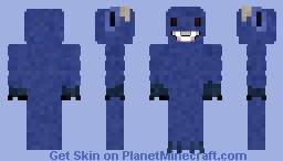 The Seeker - 123 Slaughter Me Street 2 Minecraft Skin