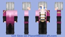 Viktor Nikiforov -Yuri!!! on Ice Minecraft Skin