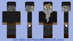 Old Wizard - Magic Skin Contest Minecraft Skin