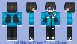 Yuri Katsuki | Yuri on Ice Minecraft Skin