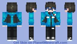 Yuri Katsuki | Yuri on Ice Minecraft Skin