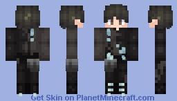 Yuri Katsuki | Yuri on Ice [ver. 2] Minecraft Skin