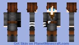 Anakin Skywalker Minecraft Skin