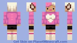Candlevera Minecraft Skin