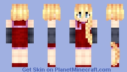 Carol Malus Dienheim 「キャロル・マールス・ディーンハイム」 Minecraft Skin