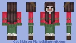 ᑕᖺᖇᓰᔕ☂ᙢᗩᔕ ᑕᗢᒪᗢᖇᔕ Minecraft Skin