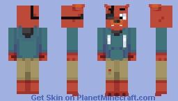 Cool Foxy Minecraft