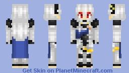 Corrin/Kamui- FE Fates Minecraft Skin
