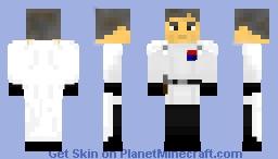 Director Orson Krennic (Rogue One Skin Series #11) Minecraft Skin