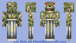 PMC Members - DragonsDungeon Minecraft Skin