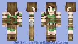 ♦ℜivanna16♦ Elven Ranger (Meetup Over) Minecraft