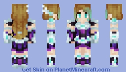 ♦ℜivanna16♦ Dark Starlight Minecraft
