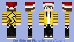 GamerDylan Skin (Santa Hat)
