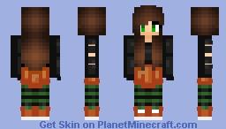 Halloween Holly Minecraft
