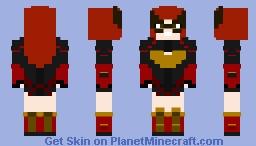 HawkWoman (Kendra) (Dc) Minecraft Skin