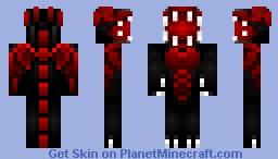 ItzCherryDragon - MCPE Skin Minecraft Skin