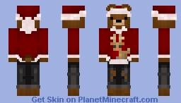 x for my Grizzly x  Minecraft Skin