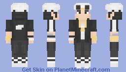 Here comes your boy, gUZMA! Minecraft Skin