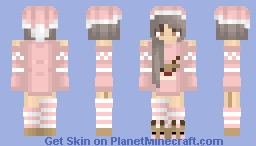 All I Want For Christmas Is My Own Personal Rudolph ~RR~ Minecraft Skin