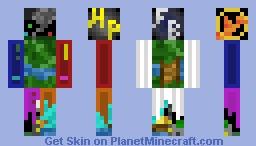 Inspiration (Books) Minecraft Skin