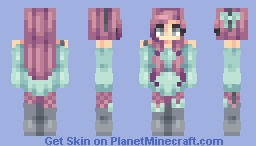 young - st Minecraft Skin
