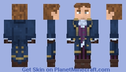 18th Century Formal Jacket Minecraft