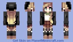 Love Minecraft Skin