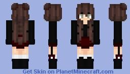 Updated Skin :3 Minecraft Skin