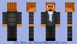 Hello, my name's..... Minecraft Skin