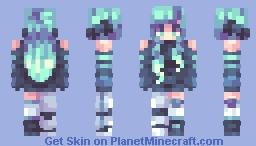 st w/ prim Minecraft Skin