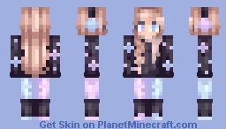 εժεռ- For Payton (Request) //Updated Minecraft Skin