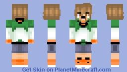 !Pidge! - VOLTRON Minecraft Skin