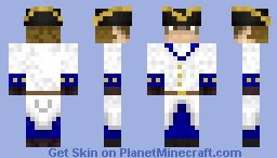 Minecraft France Skin