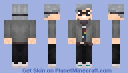 Quicksilver | x-men days of future past Minecraft Skin