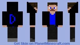 skater 1 Minecraft Skin