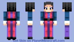 Rotten Robbie Minecraft Skin