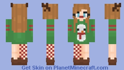 It's beginning to look at lot like Christmas~ Minecraft Skin