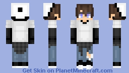 Reshade (And Fixes) Of A Skin I Found On Skindex. Minecraft Skin