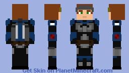 Bo Katan (Helmet Version in Desc) Minecraft Skin