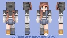st // skelebree Minecraft Skin