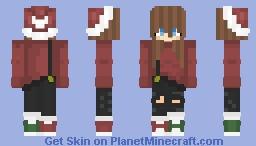 Just an edit Minecraft Skin