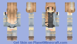 an easter skin at christmas time what am i doing Minecraft Skin