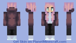 Remake of my first ever skin Minecraft Skin