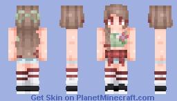Old Idea | 𝓜𝓾𝓾𝓼𝓱𝓻𝓸𝓸𝓶 Minecraft Skin