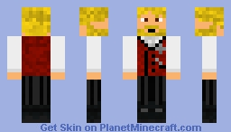 The sheriff (Playmobil toy) (First December) (Xmas Advent Calendar) Minecraft