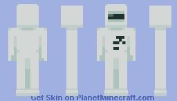 Starman Minecraft Skin