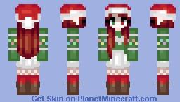 ~ Winter Moon Minecraft Skin