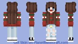 🎄 𝒞𝒽𝓇𝒾𝓈𝓉𝓂𝒶𝓈 🎄 Minecraft Skin