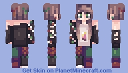 Birthdays Minecraft Skin